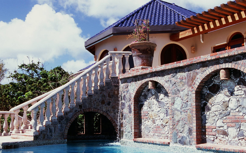 Villa Mistral Is One Of The Most Exclusive Carribean Properties On The  Island Of St. John. This Site Provides An Introduction To The Estate For  Interested ...